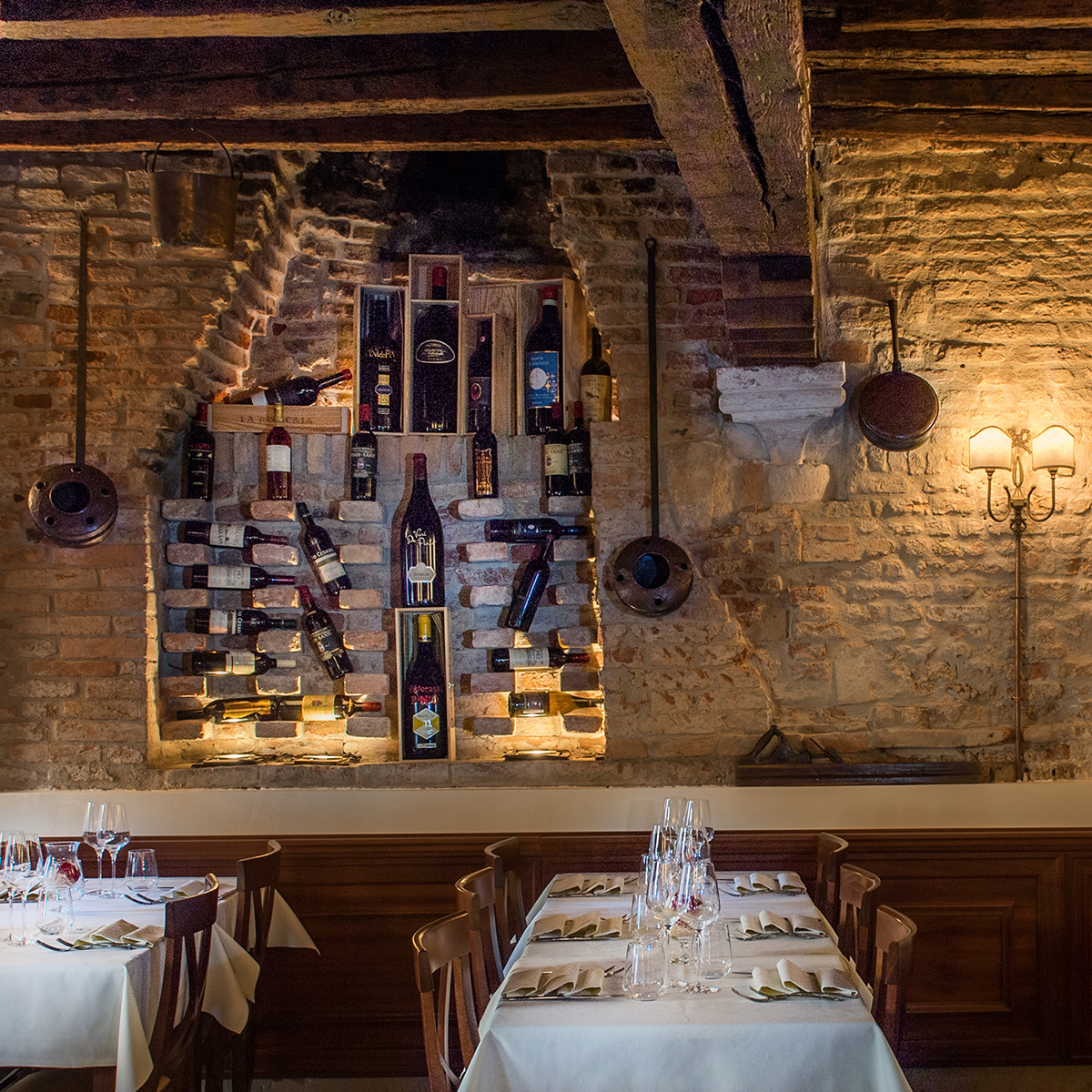 Vini da Pinto, Rialto - The restaurant interior