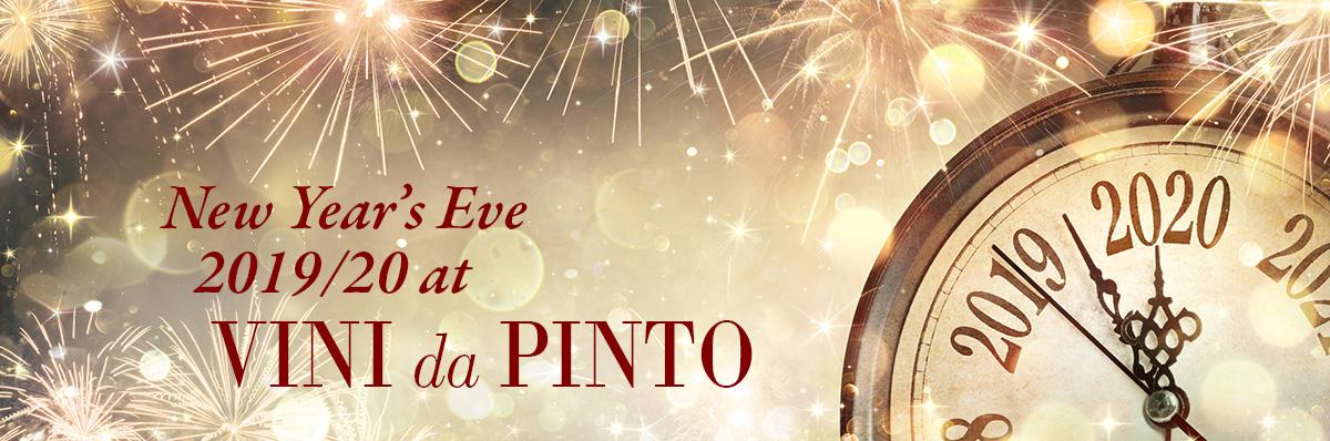 New Year 2020 - Venice - Vini da Pinto